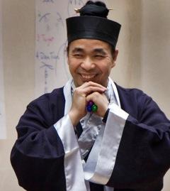 Mestre Taoista Yun Xiang Chen